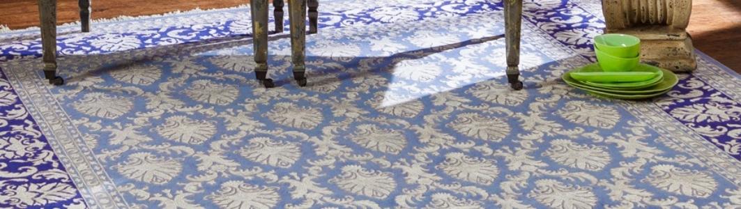 Šiuolaikinės klasikos kilimai -  Art De Vivre  salonas Vilniuje
