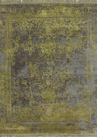 Ковер Fresco 2001B GREY-GREEN