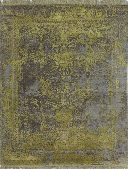 Kilimas Fresco 2001B GREY-GREEN