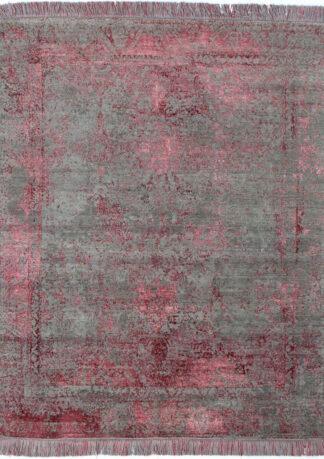 Kilimas Fresco 2001-B Grey-Pink