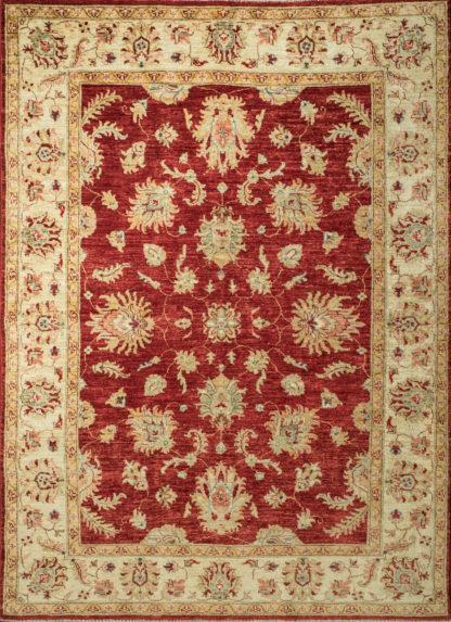 Kilimas Ziegler 63094 RED-IVR a