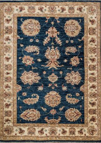 Kilimas Ziegler 63166 BLUE-IVR a