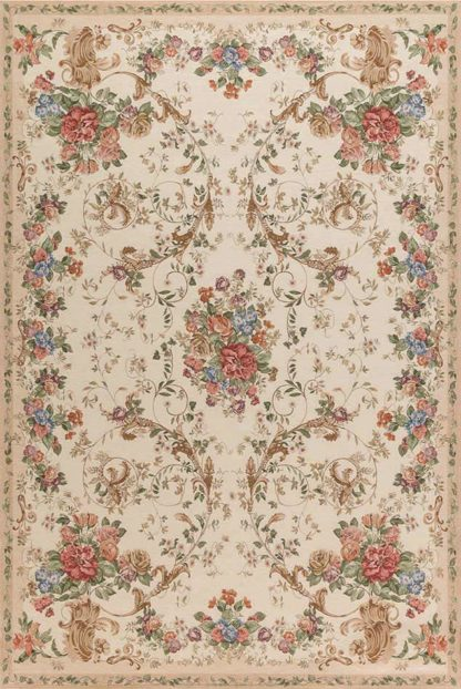 Kilimas Elegant Tapestry ANNABEL-7066 IVR (2)