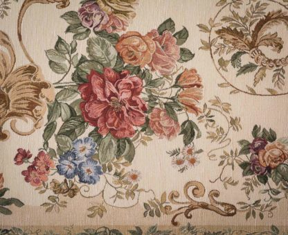 Kilimas Elegant Tapestry ANNABEL-7066 IVR (3)