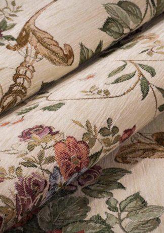 Kilimas Elegant Tapestry ANNABEL-7066 IVR (4)