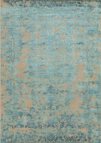 Ковер Fresco CE1303 BEIGE-TURQUOISE