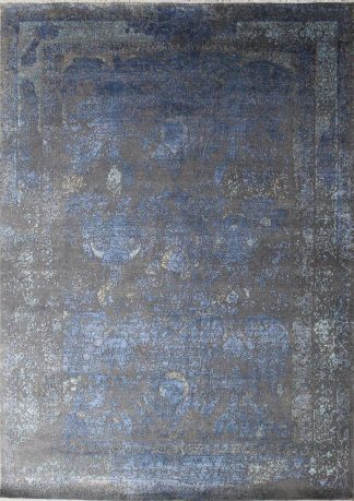 Kilimas Fresco GREY-BLUE CE-1314