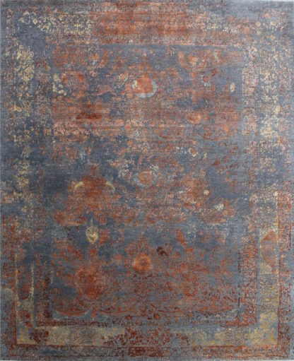 Ковер Fresco CE1314 GREY-RED