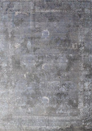Ковер Fresco LT-GREY-BLUE CE-1314