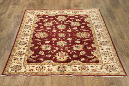 Kilimas Ziegler 63094 RED-IVR c