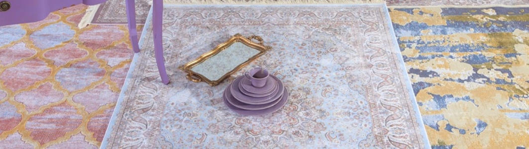 Эксклюзивные дизайнерские ковры - Салон Art De Vivre в Вильнюсе
