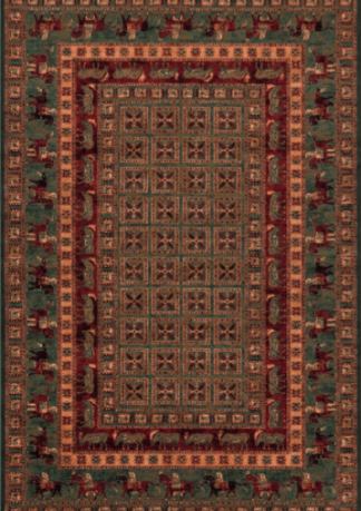Ковер Kashqai 4301-401