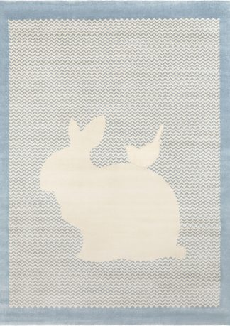Kilimas Saint Clair LAPIN-BLUE