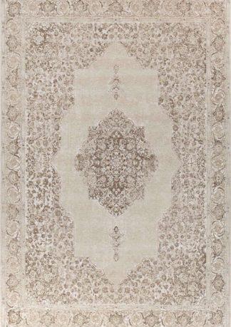 Kilimas Elegant Tapestry MANU SILVER-RED 1