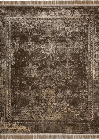 Kilimas Rug Star RAJASTHAN-N1 SILVER TOFFEE-NATURAL BROWN BG