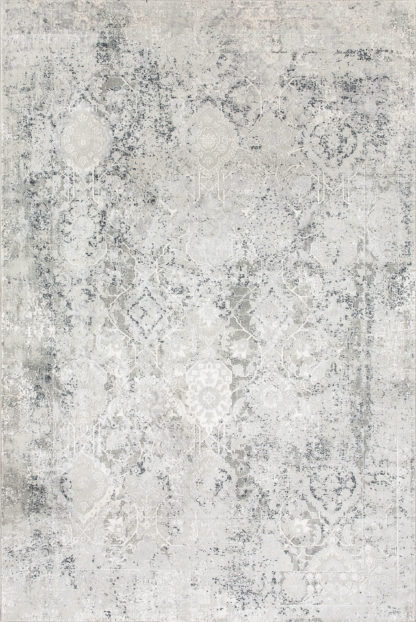 Ковер STELLA B110A-Cream-D.Gray a