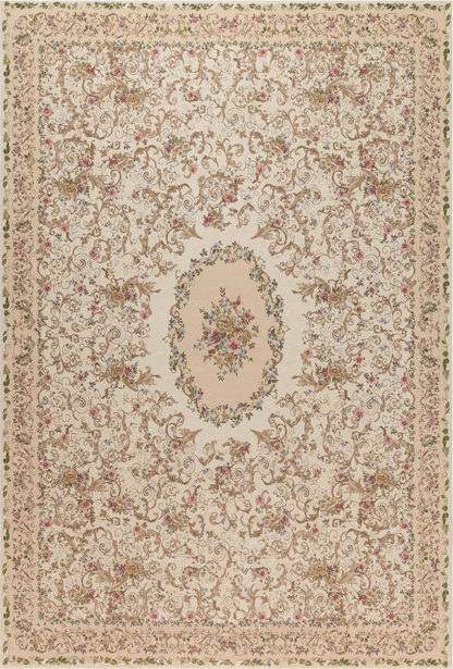 Kilimas Elegant Tapestry TAWA 7066-IVR