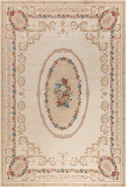 Kilimas Elegant Tapestry BODRUM FIORE 7066-IVR 1