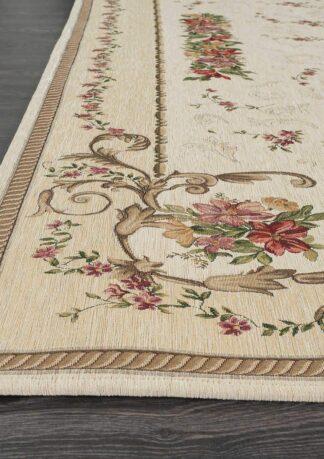 Kilimas Elegant Tapestry CHARLOTTE FIORE 7066-IVR 3