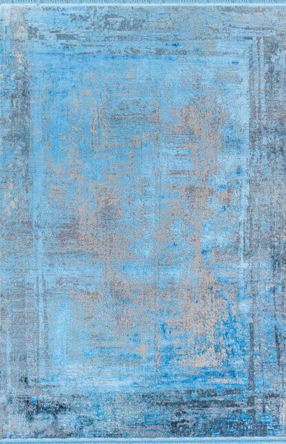 Kilimas TREND COLORS M175Q-GRAY-BLUE1