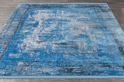 Kilimas TREND COLORS M175Q-GRAY-BLUE 4