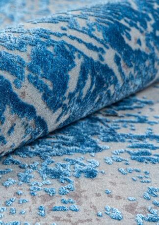 Kilimas TREND COLORS M175Q-GRAY-BLUE 5