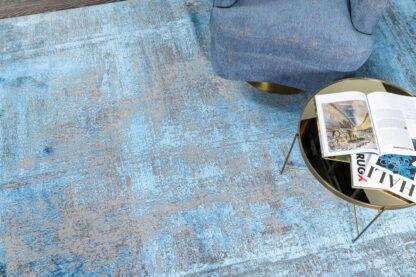 Kilimas TREND COLORS M175Q-GRAY-BLUE 7