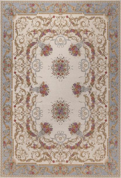 Kilimas Elegant Tapestry VERSAILLES 1123-WHITE